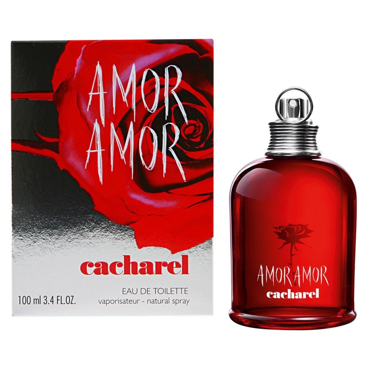 Amor Amor By Cacharel Edt (100Ml)