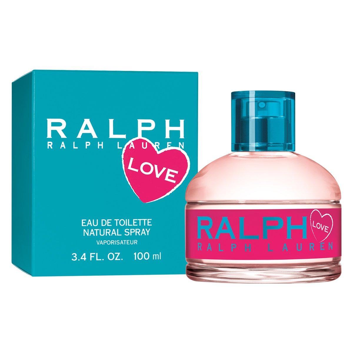 Fragancia para Dama Ralph Lauren Ralph Love Eau de Toilette. 100 Ml