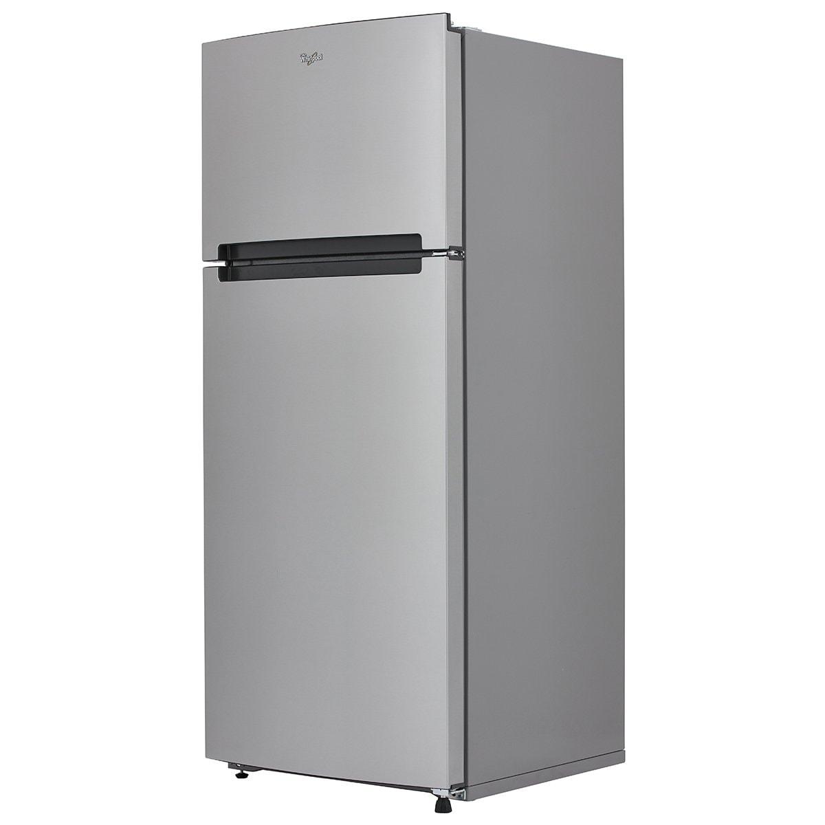 Refrigerador 2 Puertas 18 P3 Silver Whirlpool