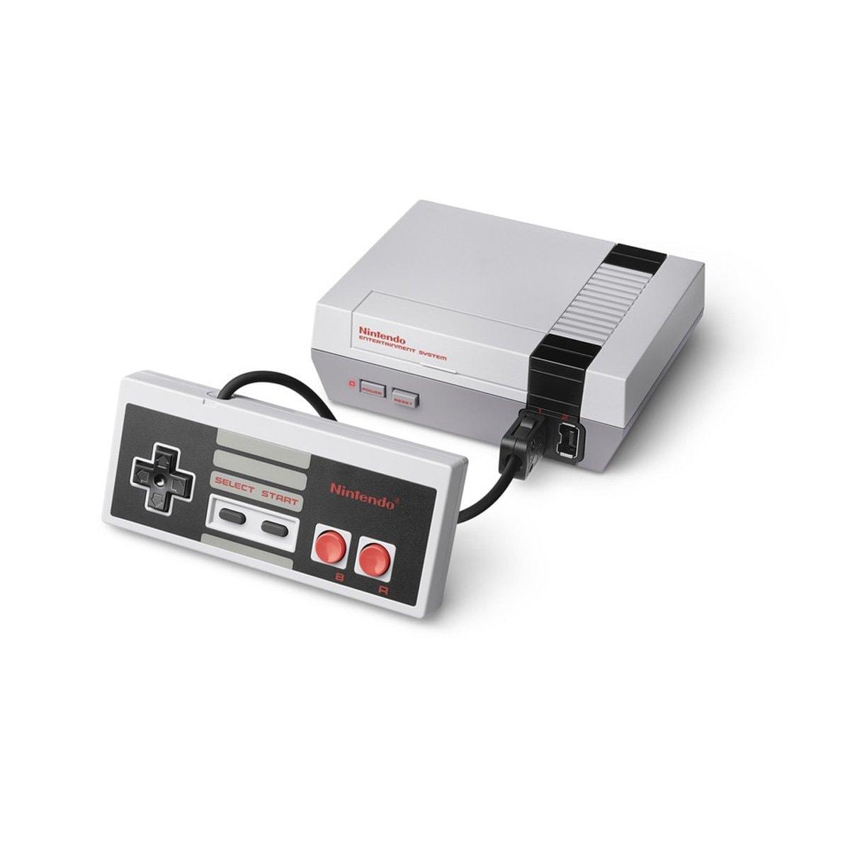 Consola Nintendo Nes Classic Edition 2