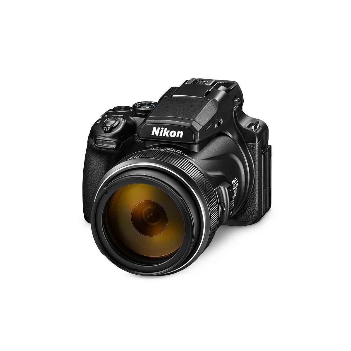 "Cámara 3.2"" 16Mp P1000 Nikon"