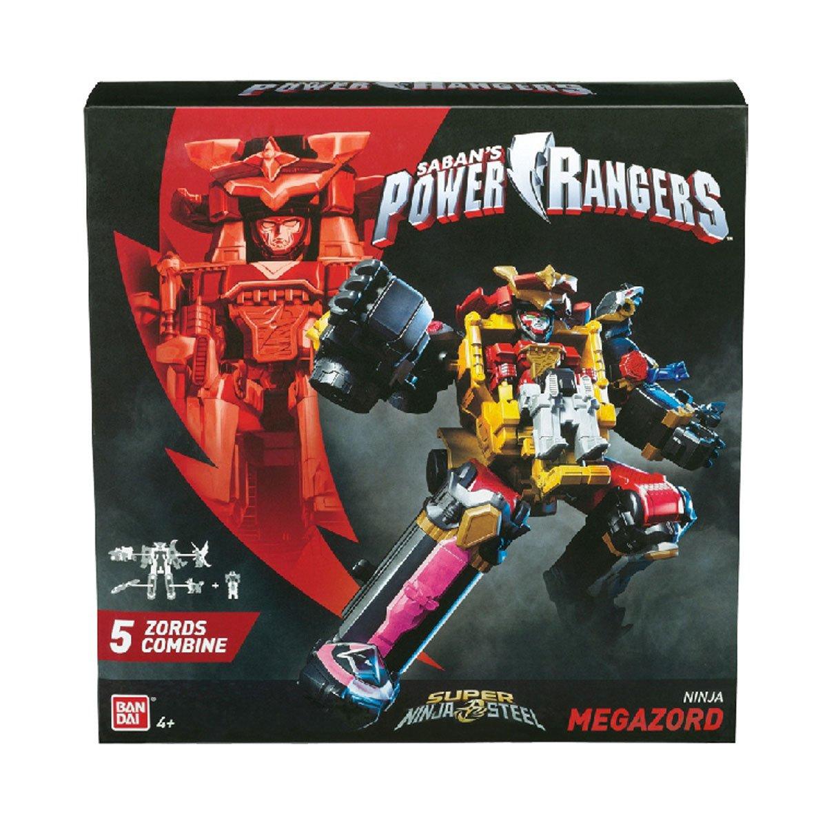 Power Ranger Megazord Bandai