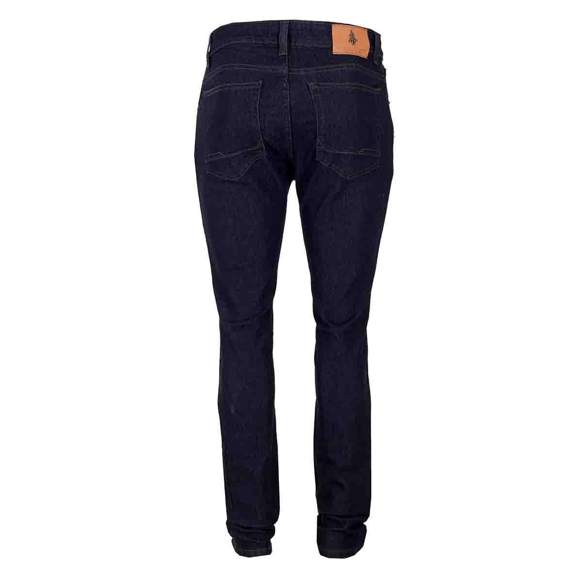 Jeans Color Azul Obscuro Polo Club