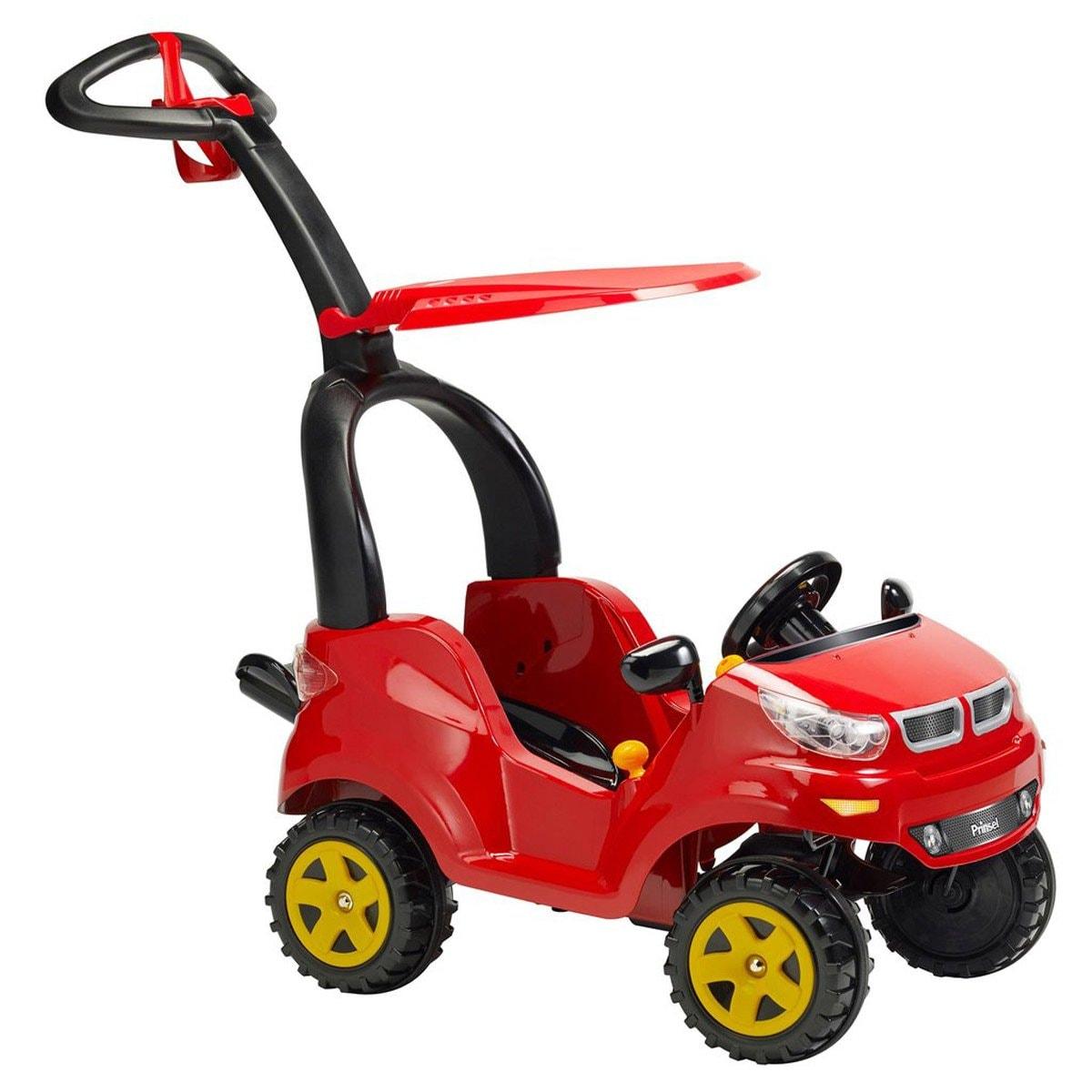 Montable Push Car Adventure Boy Prinsel