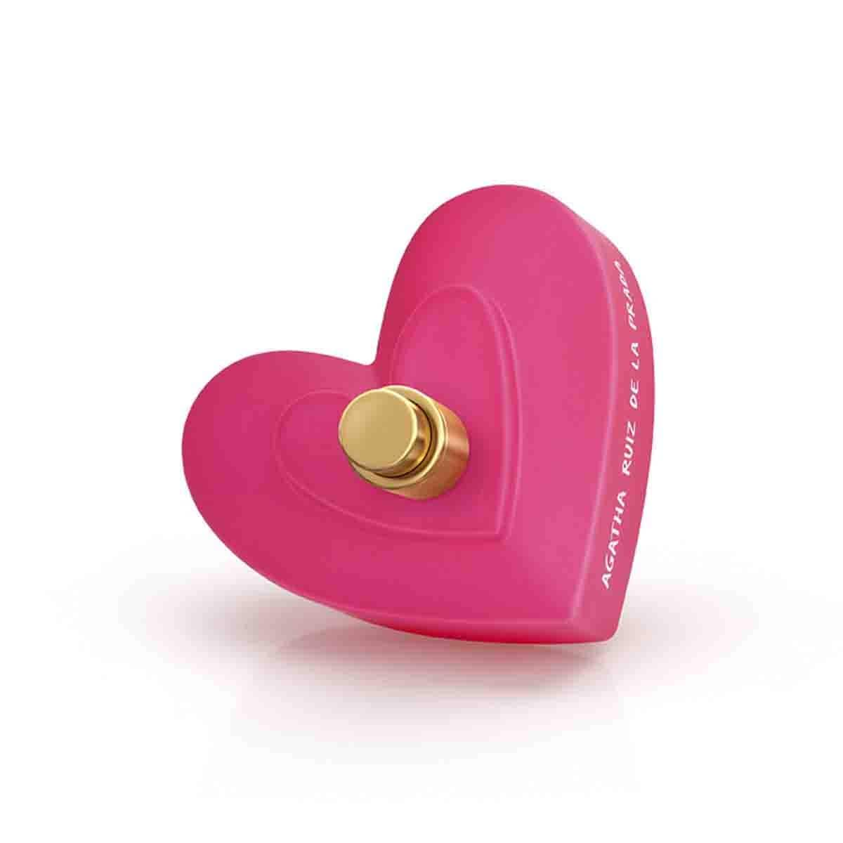 Fragancia para Dama Agatha Ruiz de la Prada Love Love Love Edt 80Ml