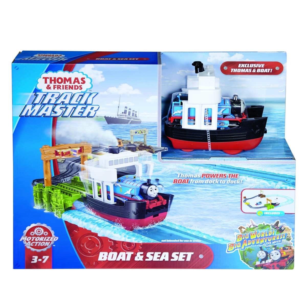 Thomas & Friends Trackmaster Viajando por el Mar  Mattel