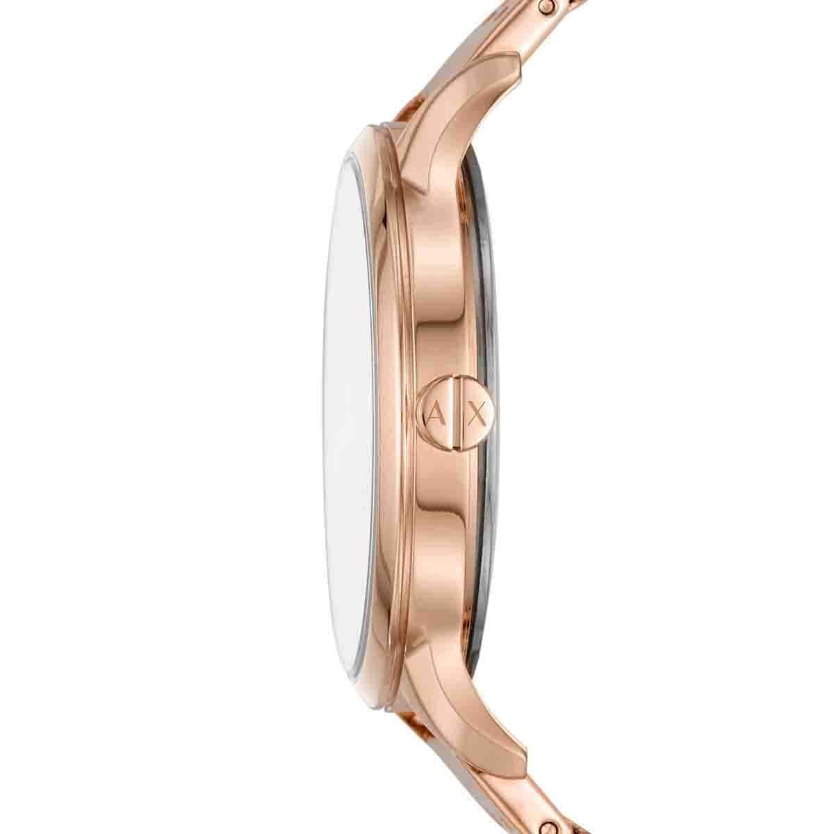 026f3405bec1 Reloj para dama color oro rosado armani exchange