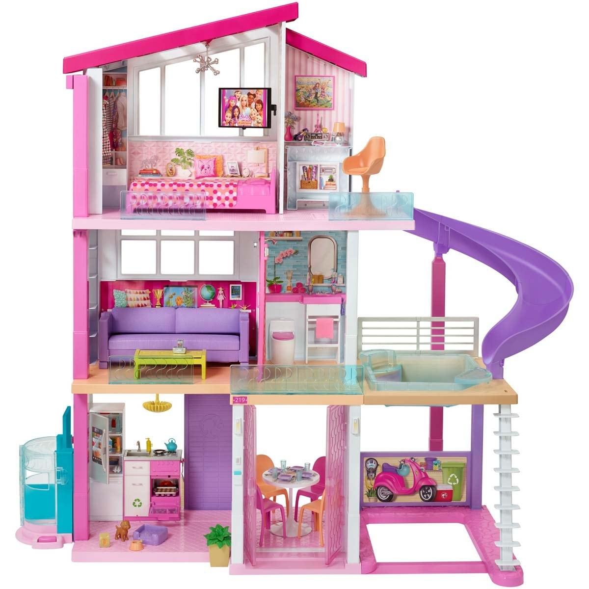 Barbie Casa de los Sueños Mattel