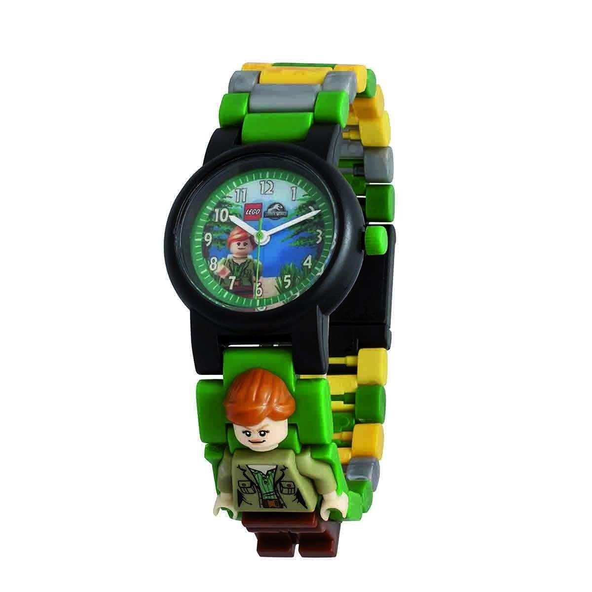 Reloj Lego 8021278 Claire Jurassic World Niña