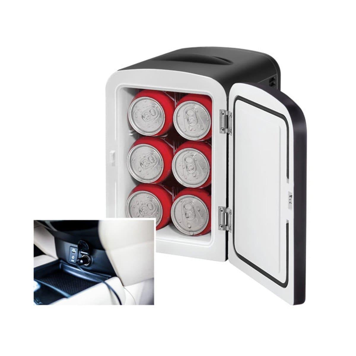Refrigerador Personal para Casa y Auto Chefman