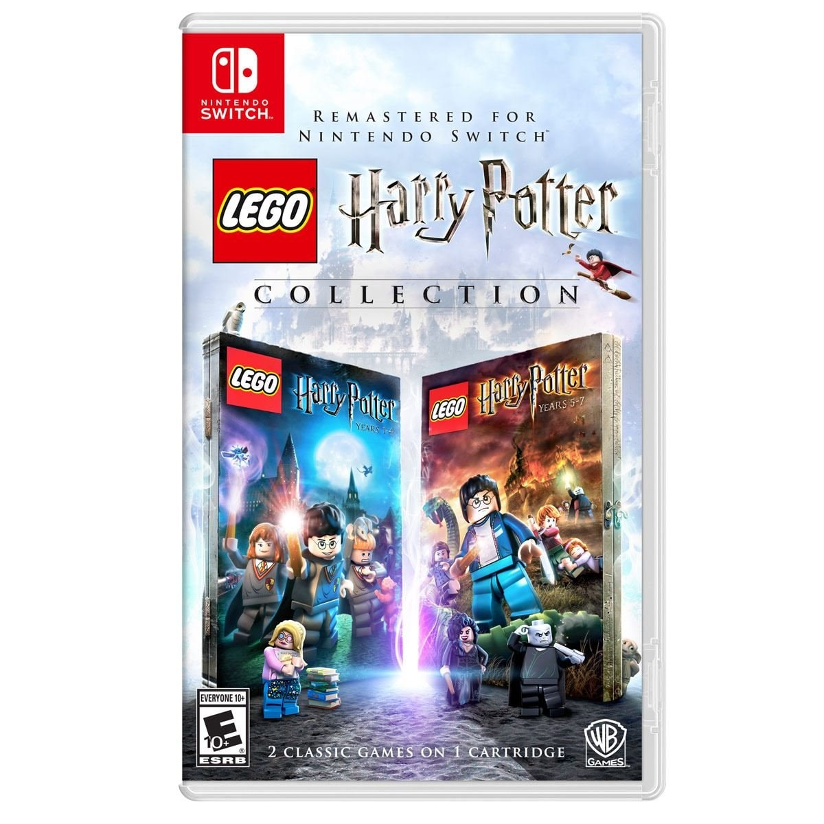 Nintendo Switch Lego Harry Potter