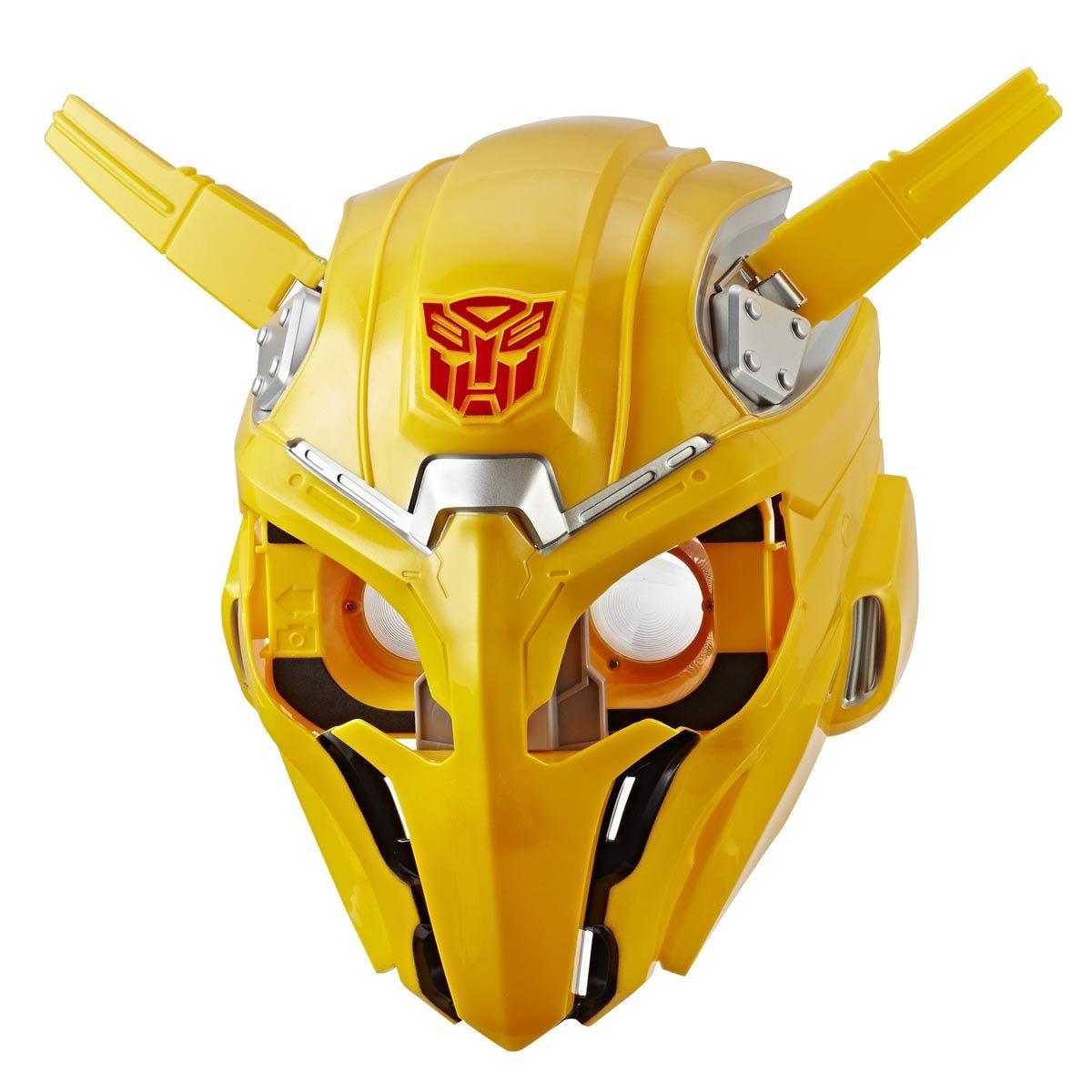 Máscara Experiencia Ra Bee Vision Bumblebee Transformers Hasbro