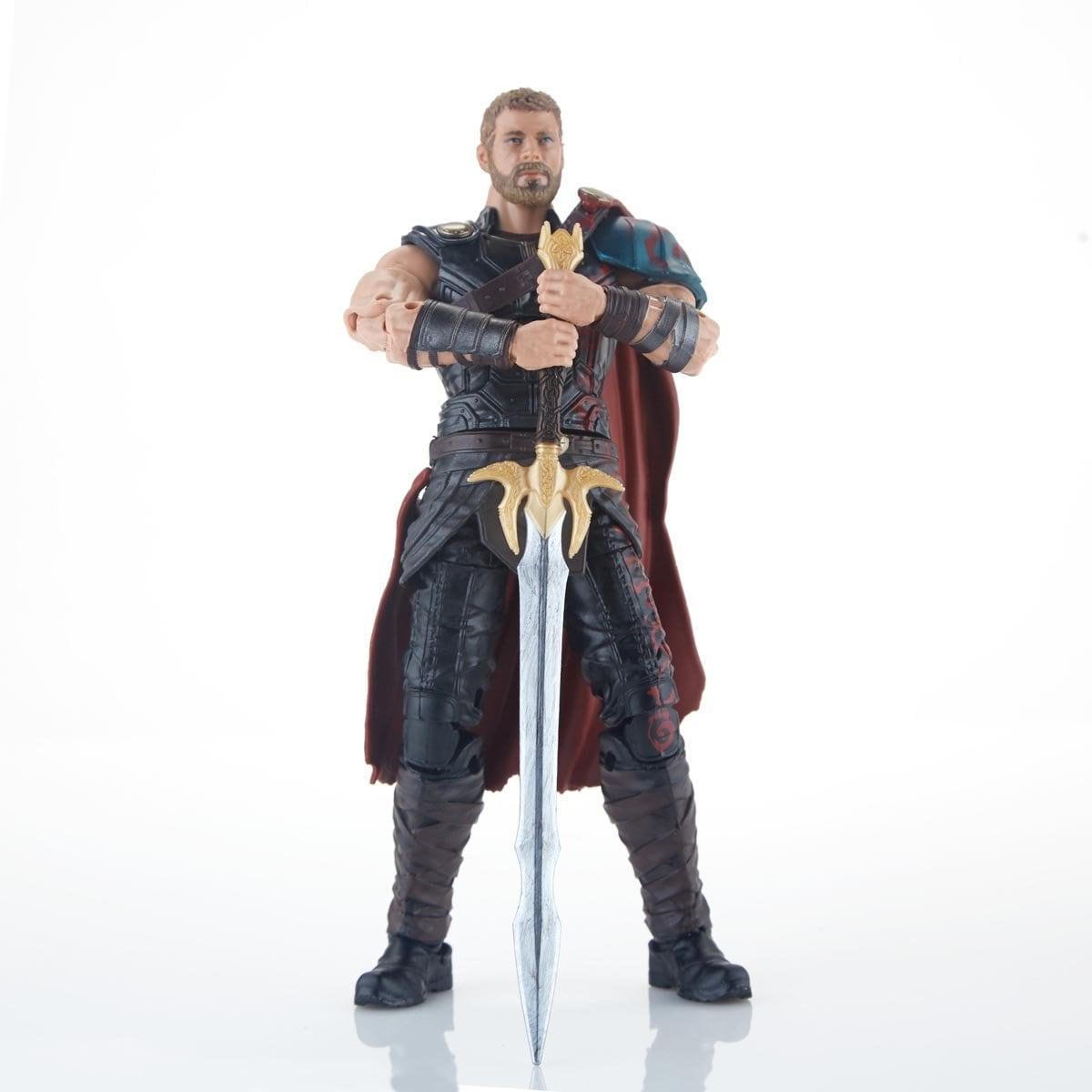 Marvel Thor & Marvel's Valkyrie Thor Ragnarok  Hasbro