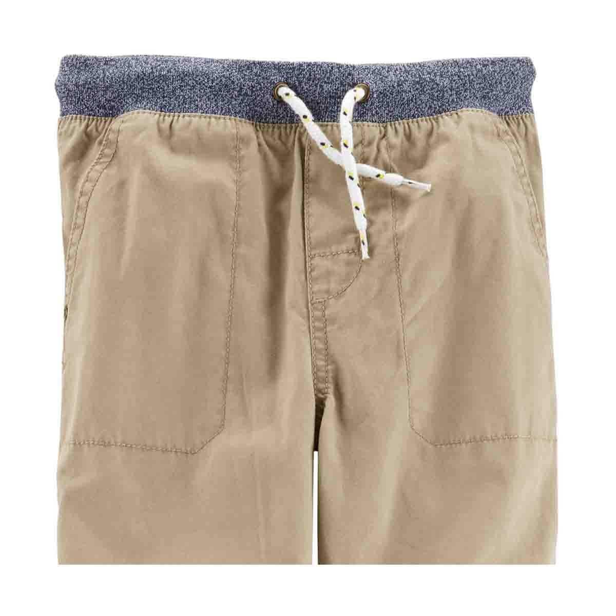 Pantalon Color Khaki Carters