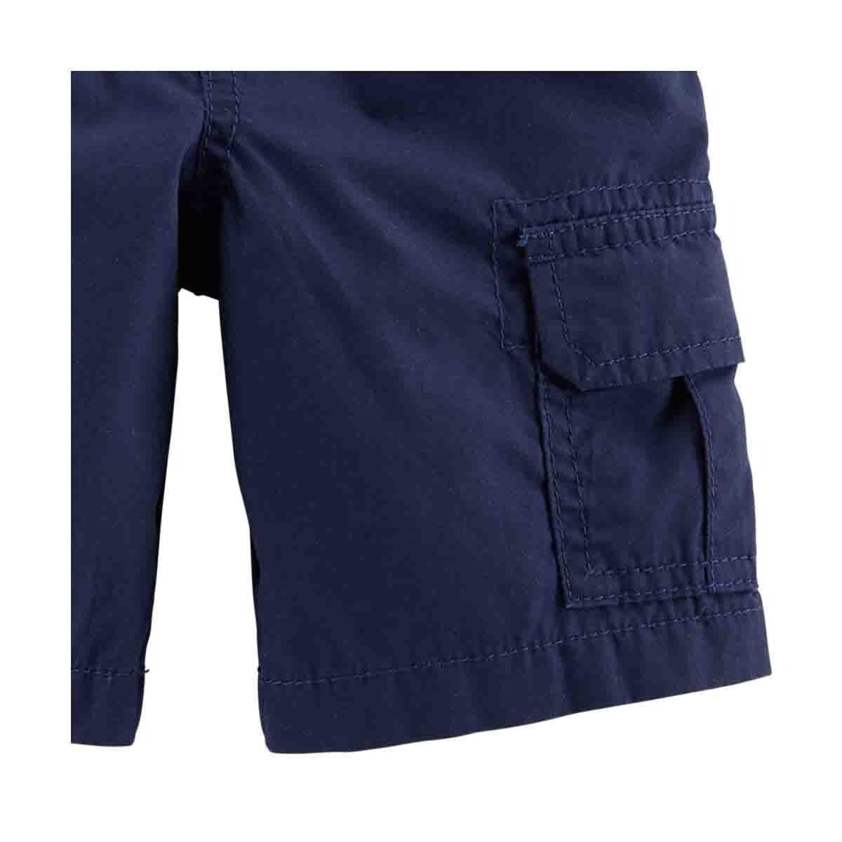 Short Color Azul Marino Carters