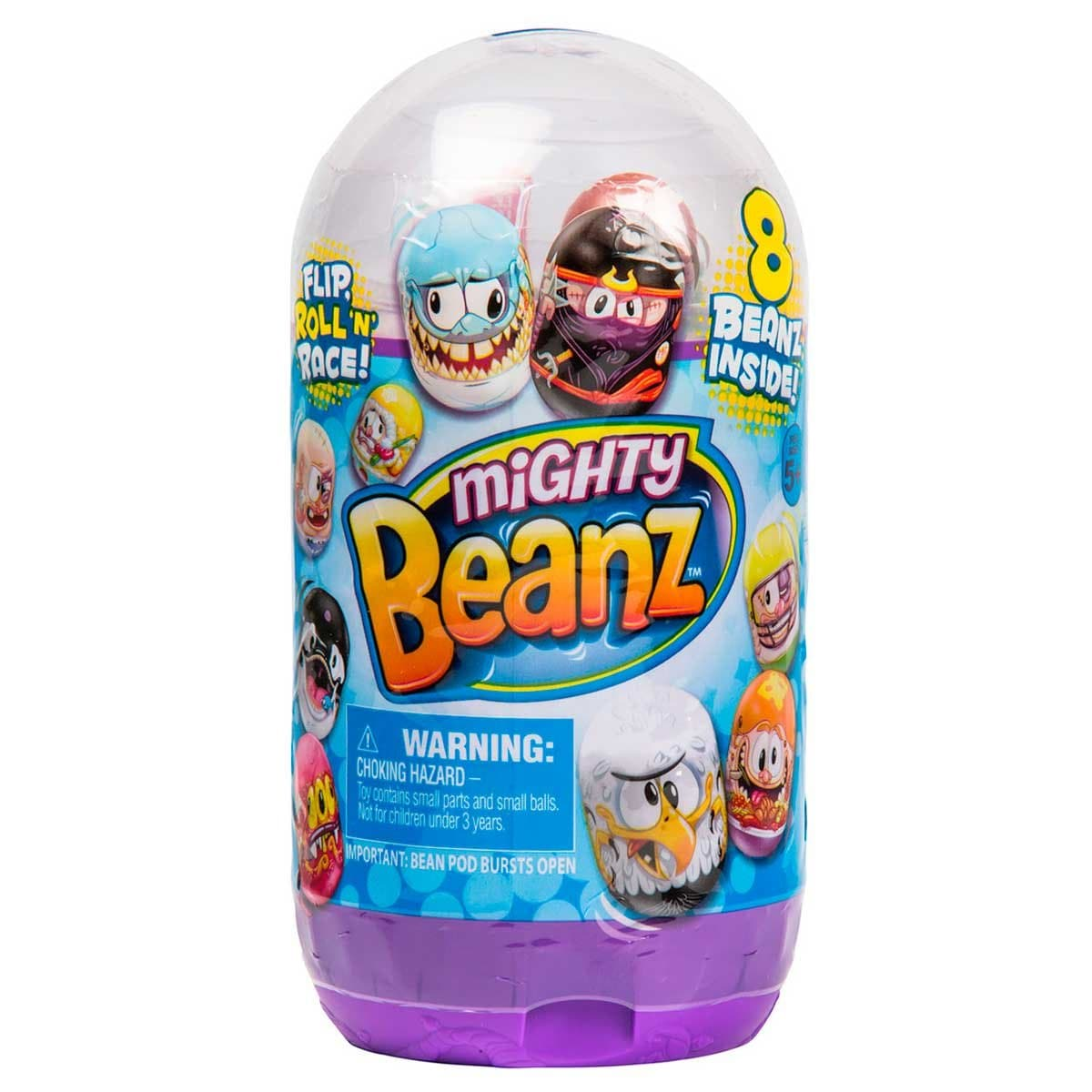 Mighty Beanz S1 Slam Pack Bandai