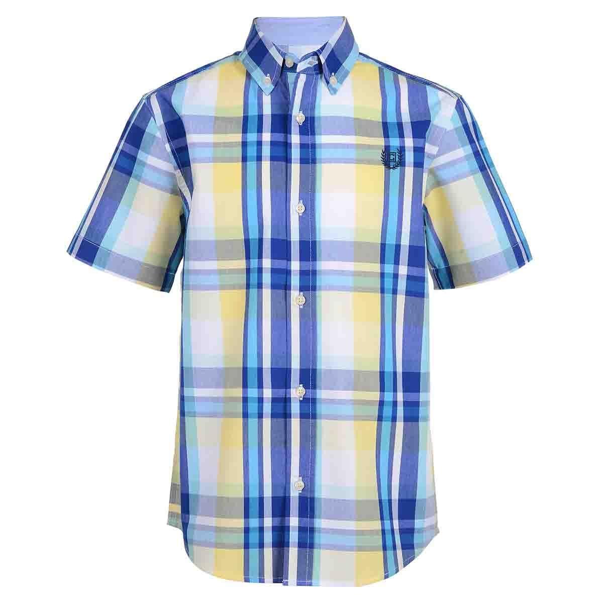 Camisa Casual Manga Corta Aden Chaps