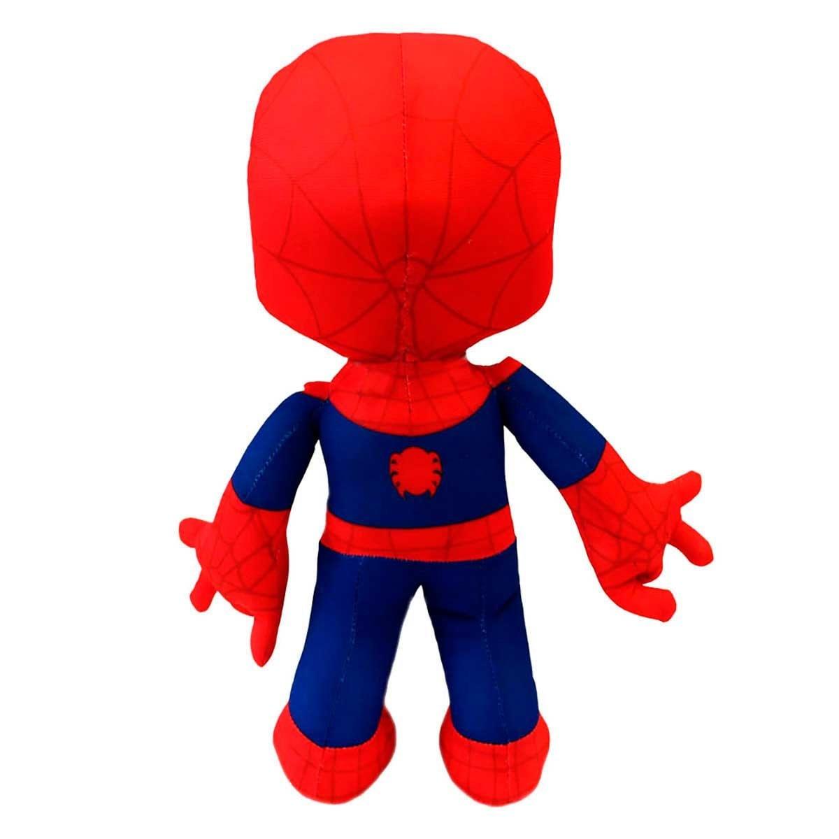 Peluche con Sonidos Spiderman Ruz