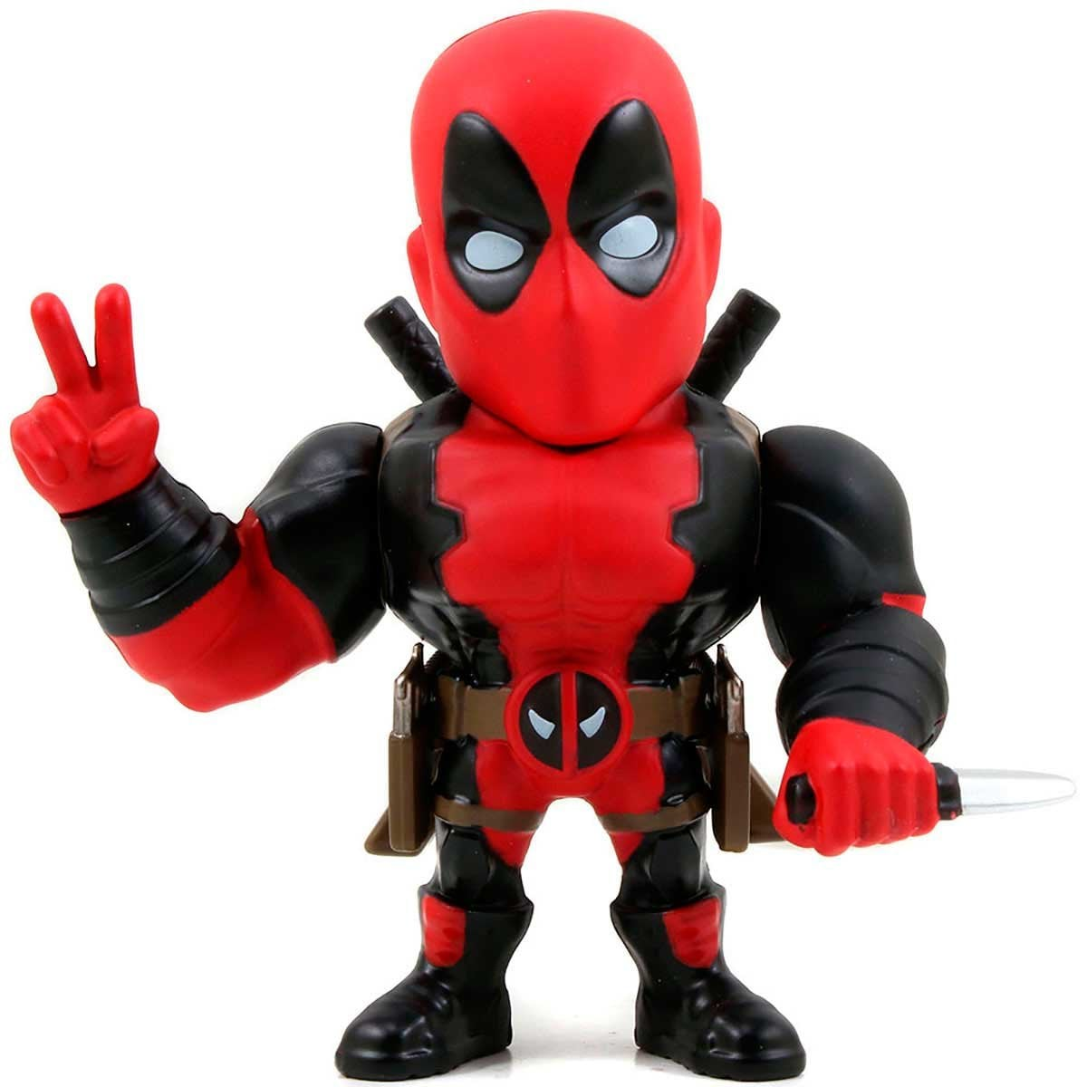 Figura Metals Deadpool Ruz