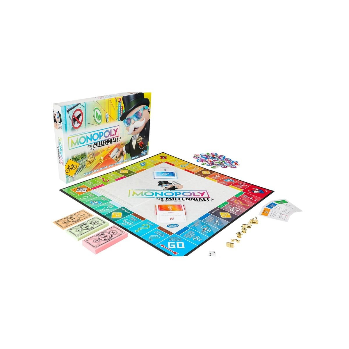 Monopoly Millenial Hasbro