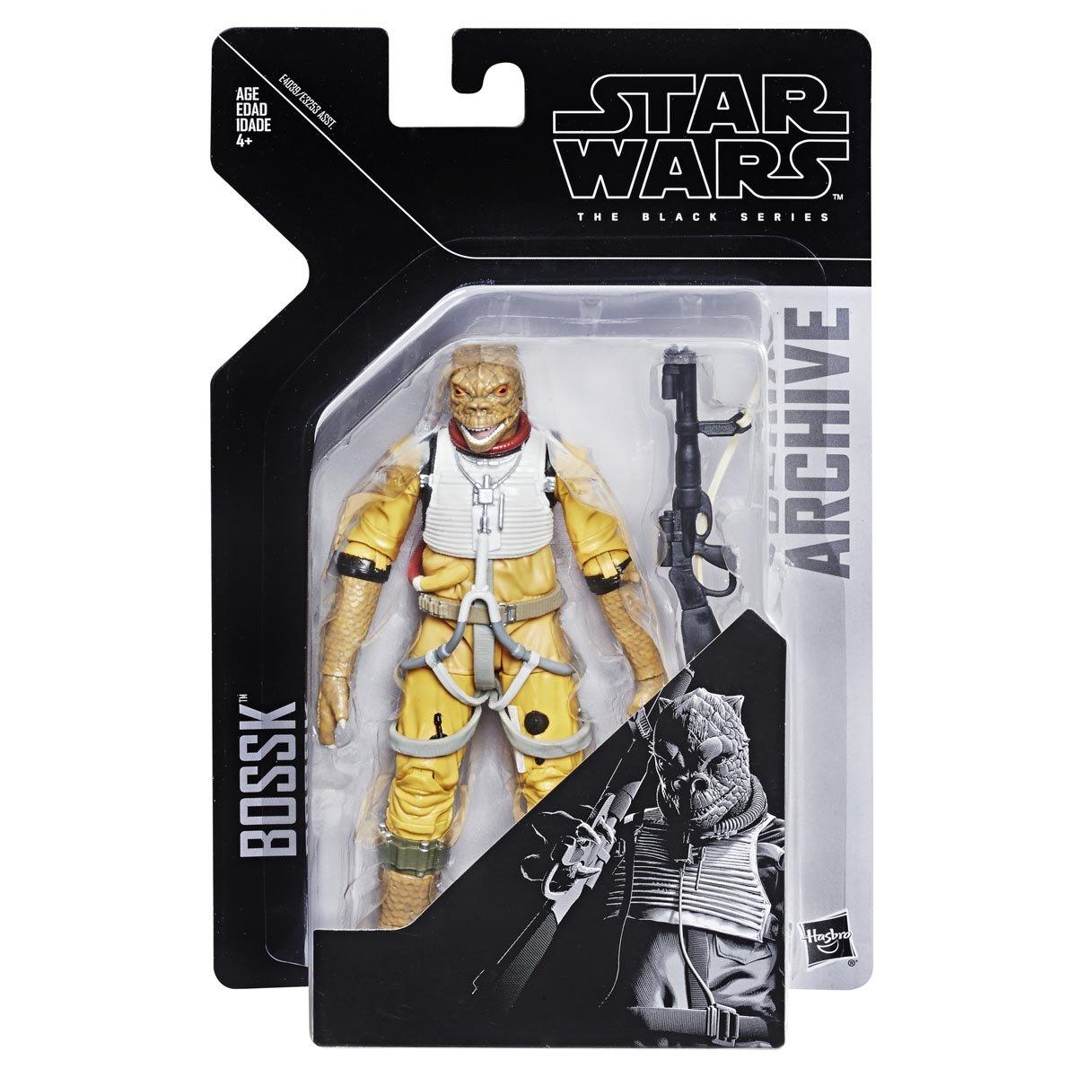 "Star Wars Figura Bossk 6"" Hasbro"