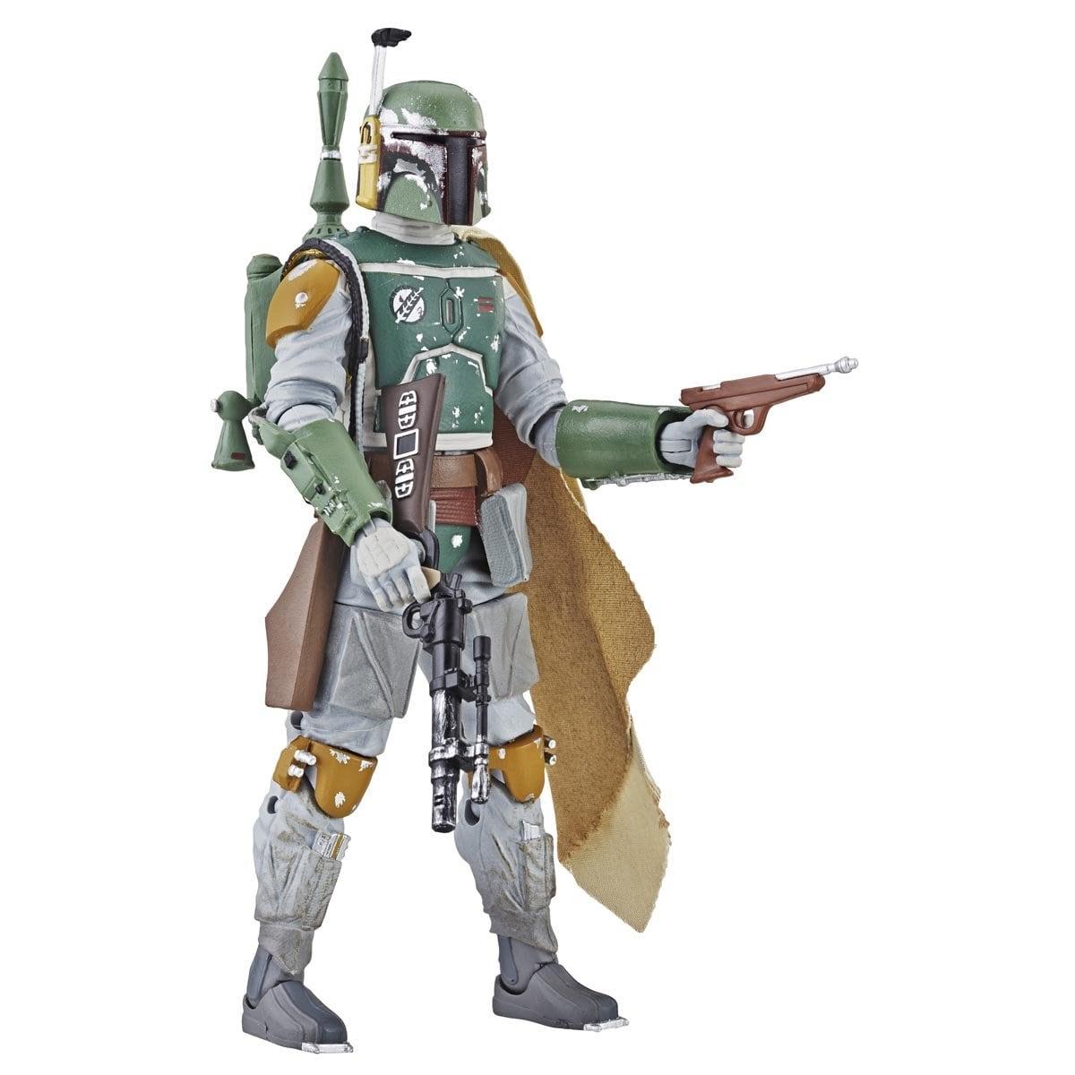 "Star Wars Figura Boba Fett 6"" Hasbro"
