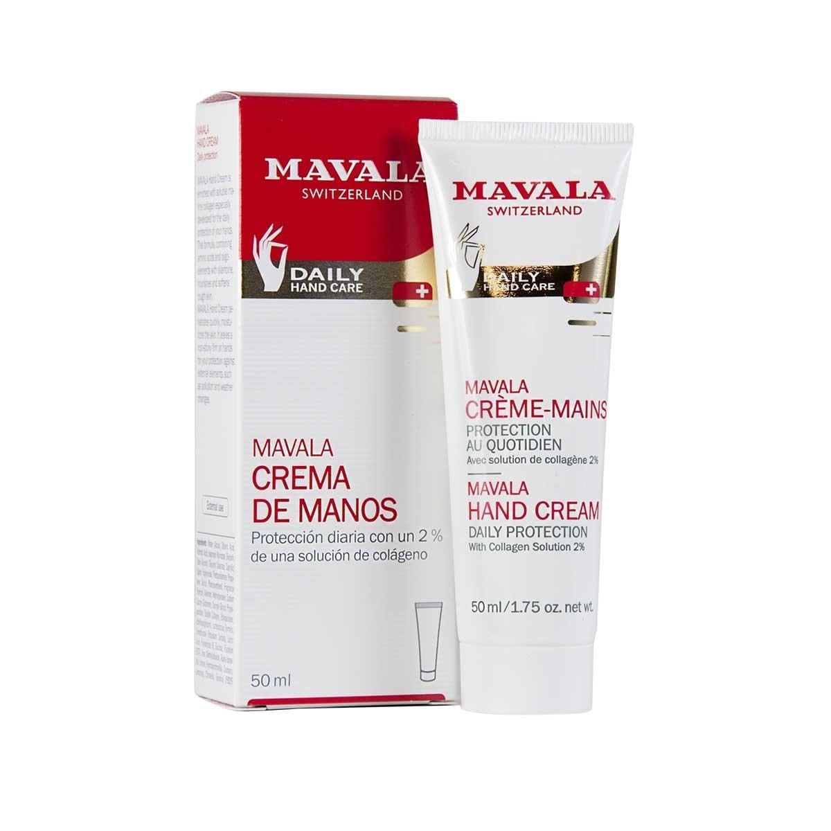 Crema de Manos Mavala