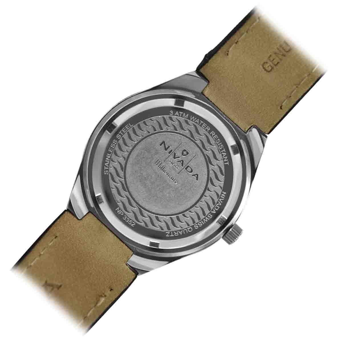 Reloj para Caballero Color Blanco Nivada