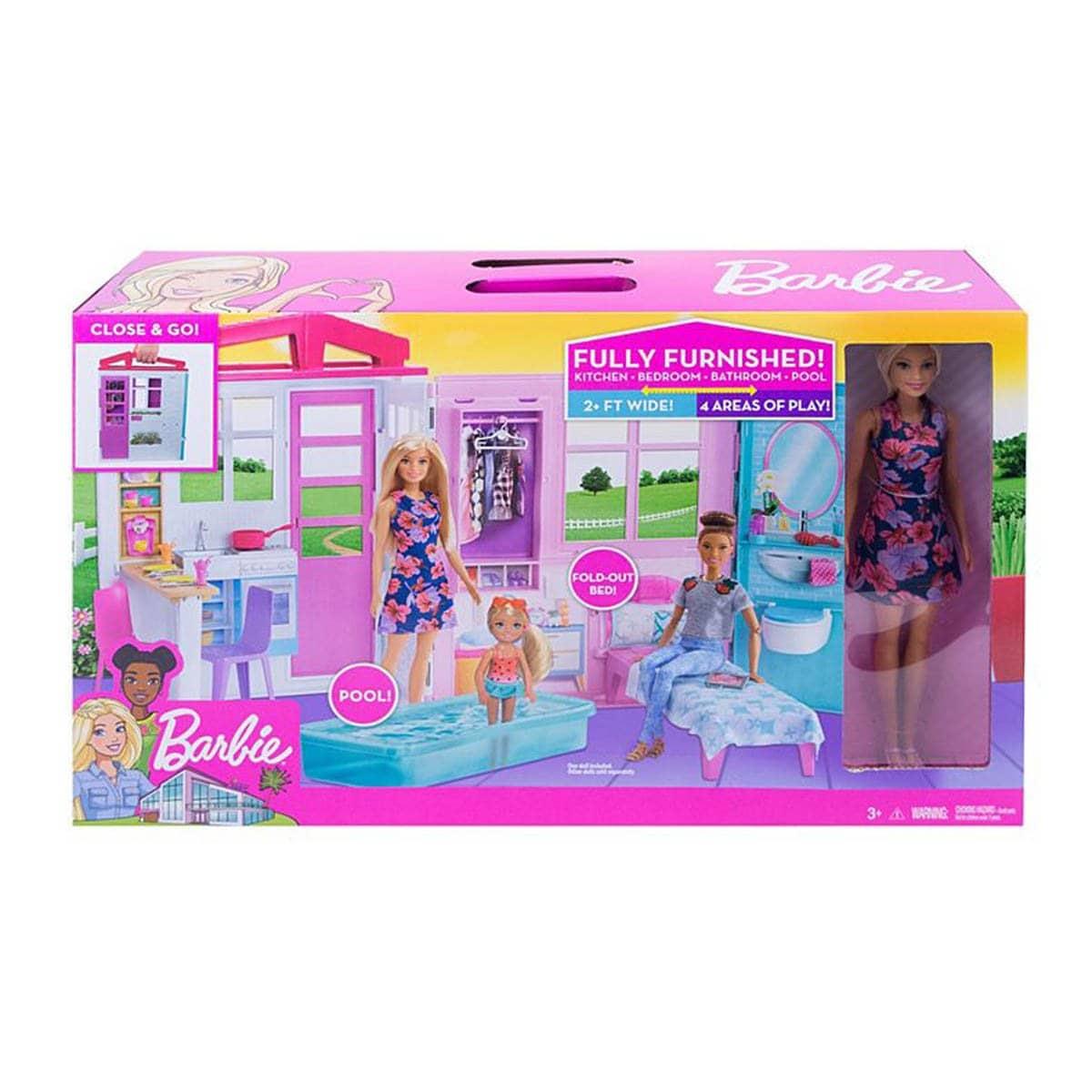 Barbie Casa Glam Mattel
