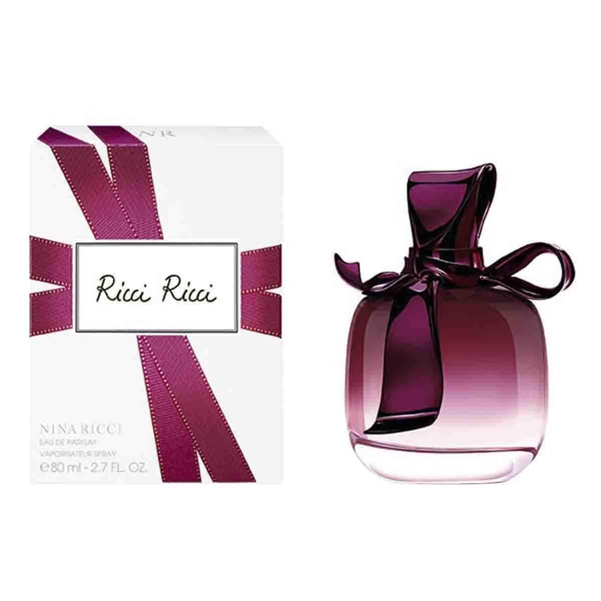 Fragancia para Dama, Nina Ricci, Ricci Ricci Edp 80Ml