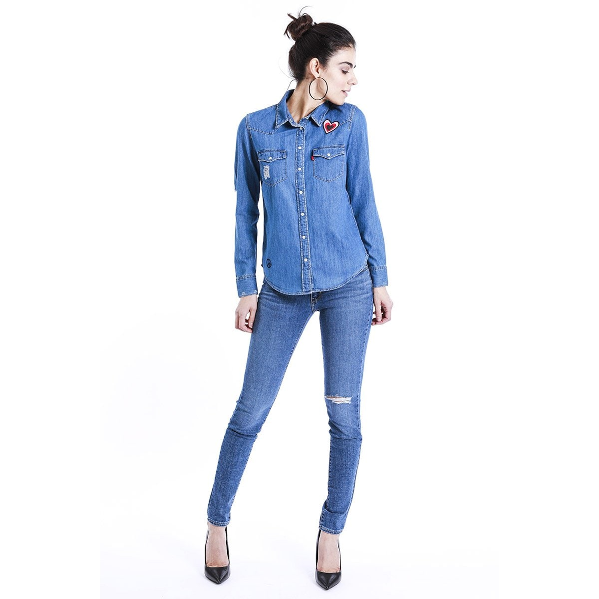 Jeans  711 Skinny Levis