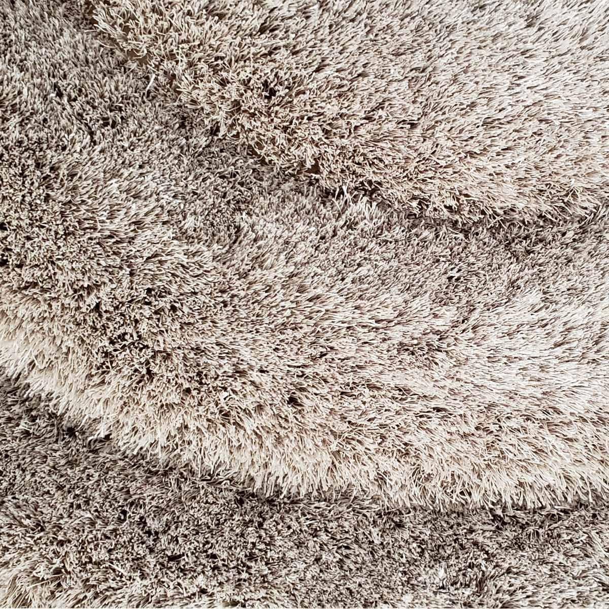 Tapete Decorativo Digit Platino 1.20X1.80 Abbie Textiles