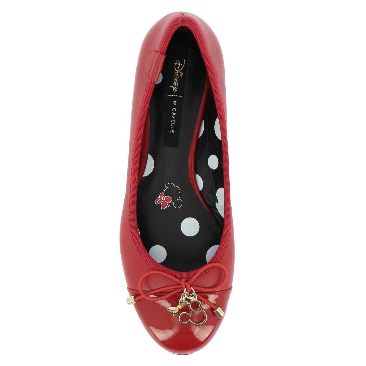 Balerina Roja Disney W Capsule