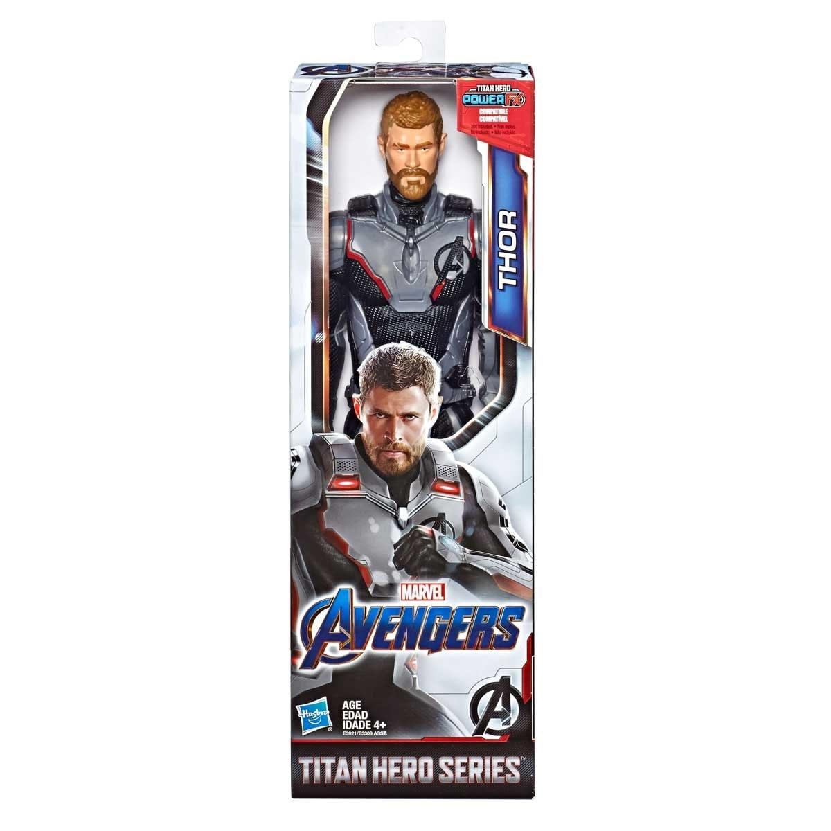 Titan Hero Movie Thor Hasbro