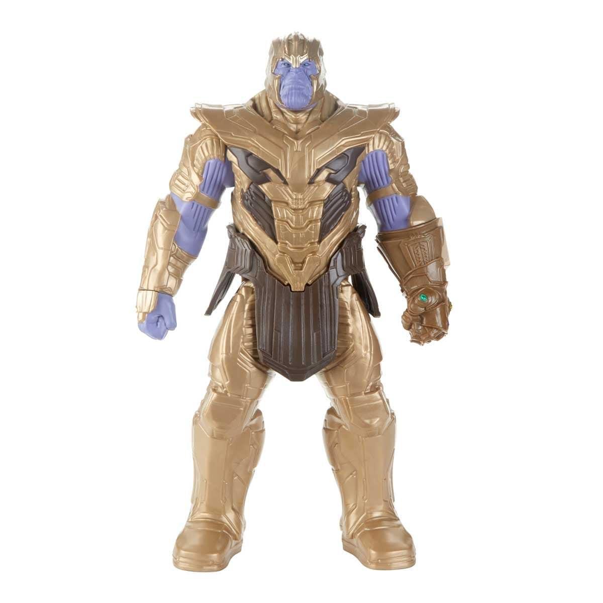 Titan Hero Movie Deluxe Warrior Thanos Hasbro