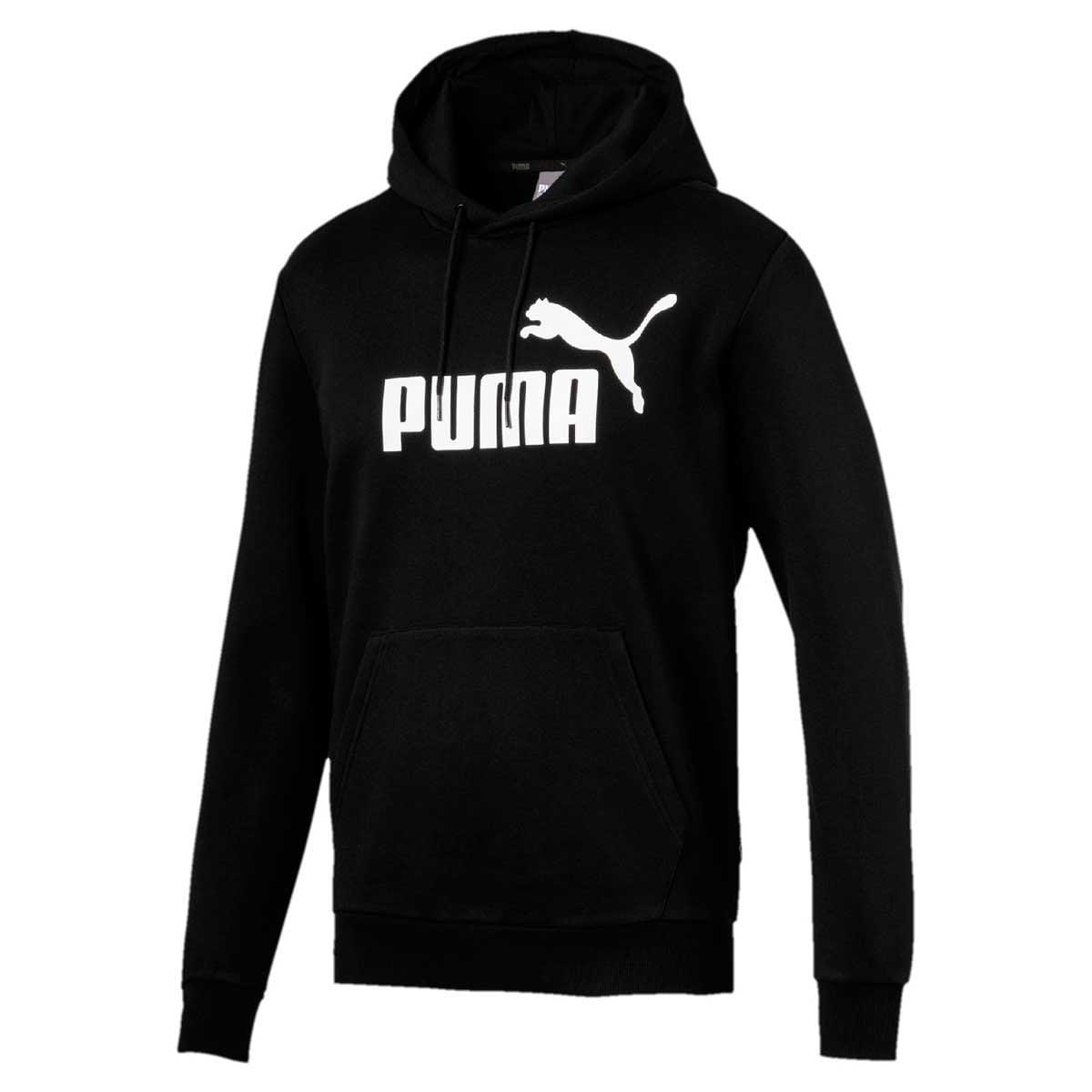 Sudadera Ess Hoody Fl Big Logo Puma - Caballero