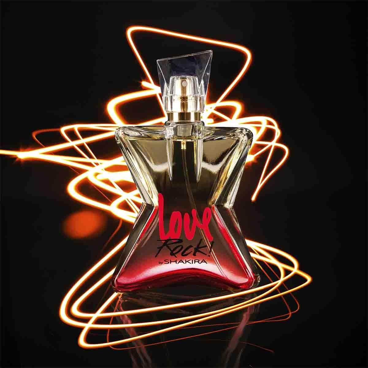 Estuche para Dama Shakira Love Rock Edt 80Ml + Desodorante 150Ml