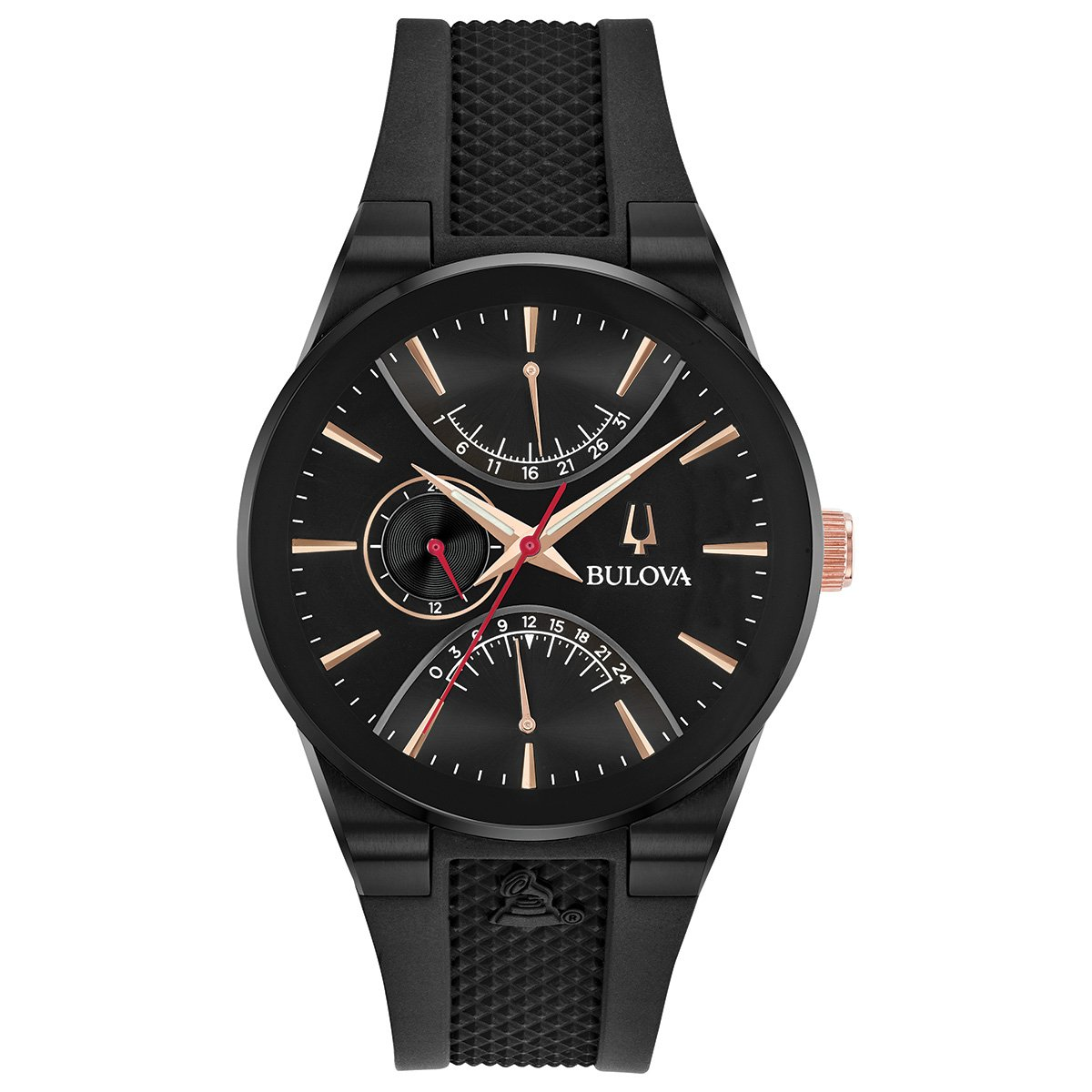 Reloj para Caballero Bulova Color Negro