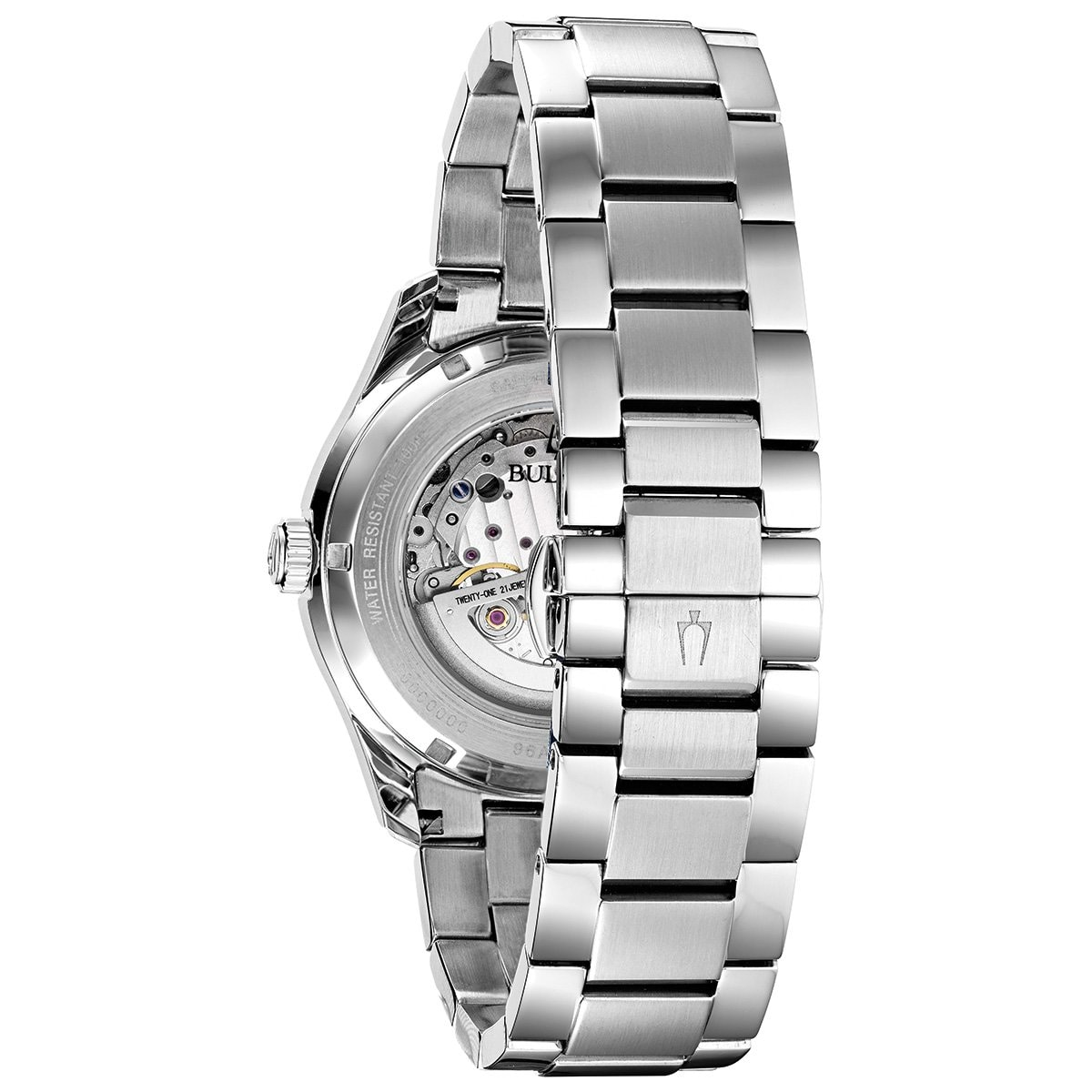 Reloj para Caballero Bulova Color Plata