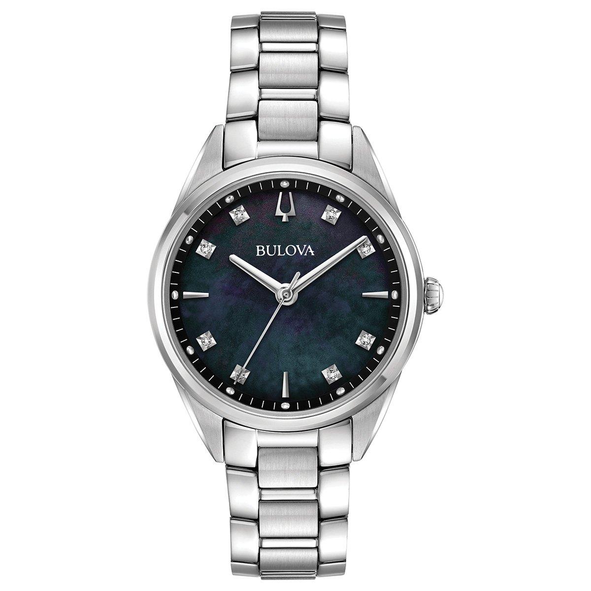 Reloj para Dama Bulova Color Azul