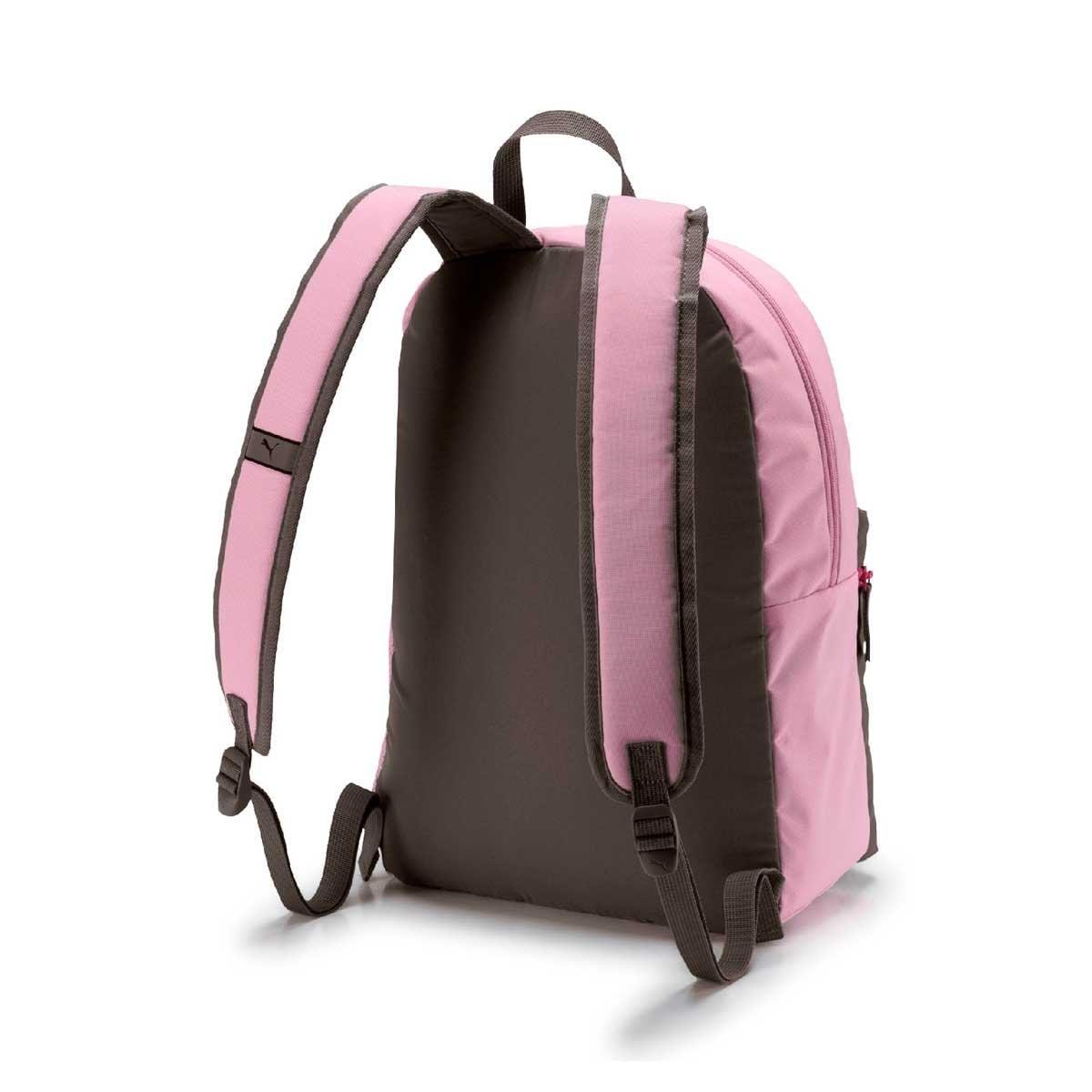 mochila rosa puma