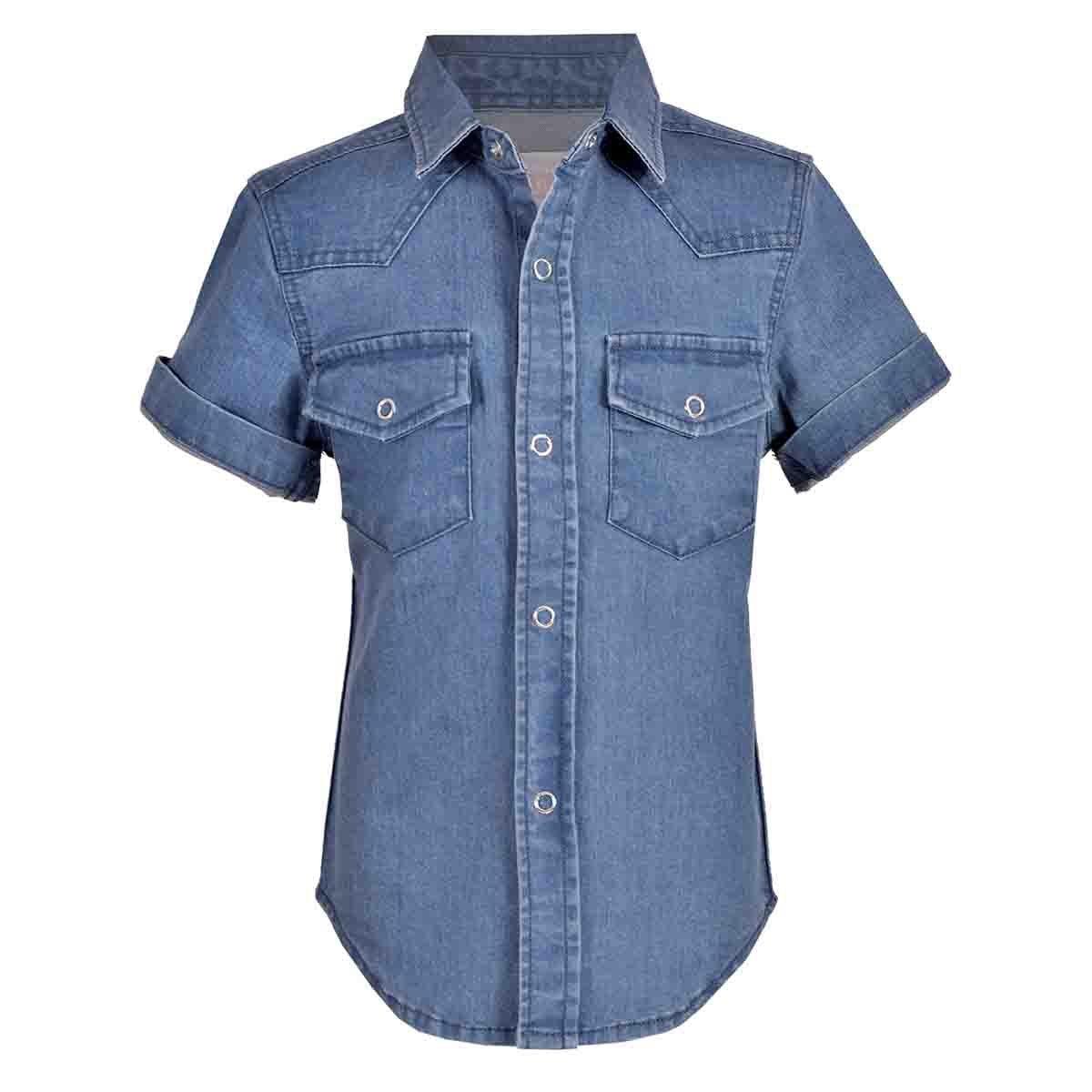 Camisa Mezclilla Fukka