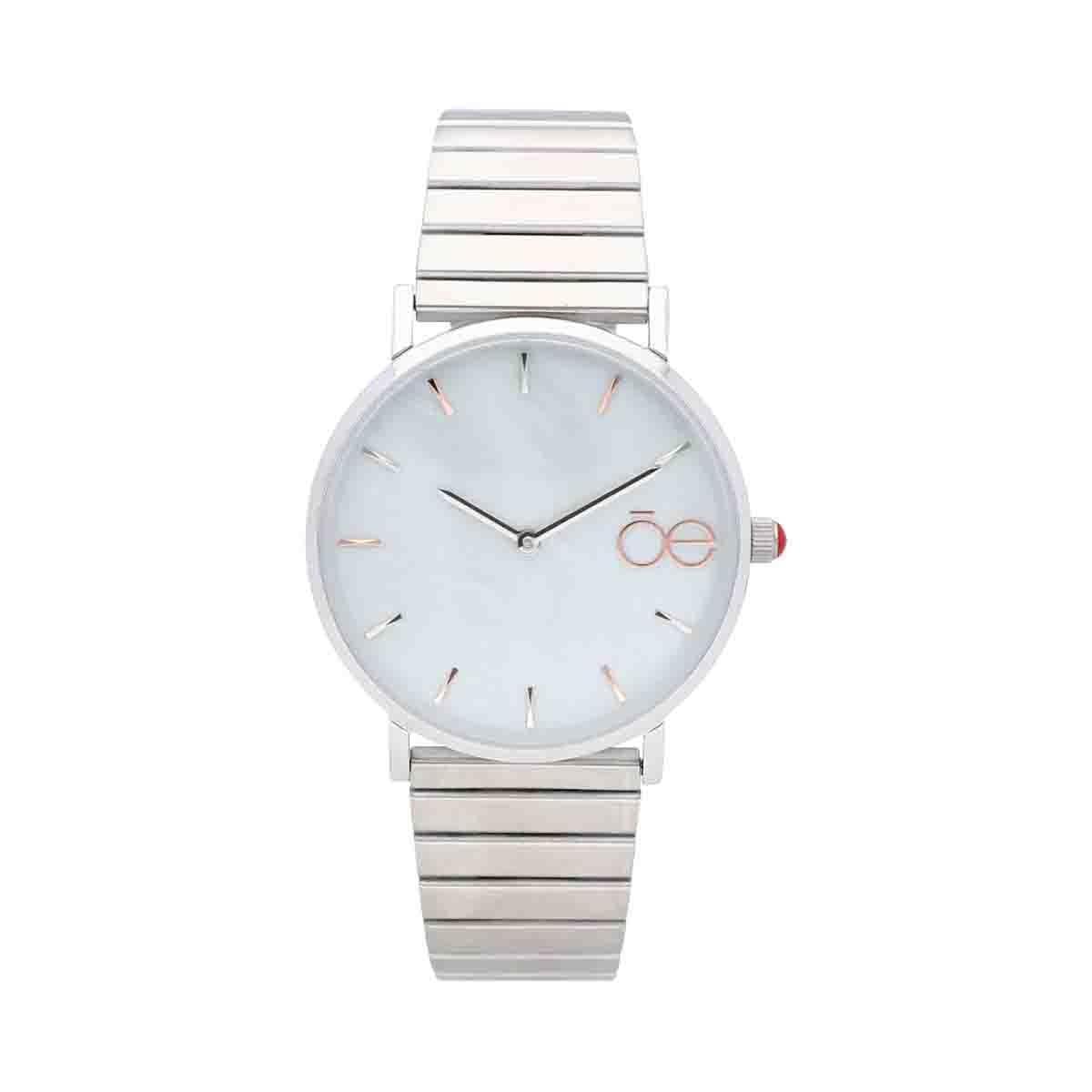 Reloj para Dama Color Plateado Cloe