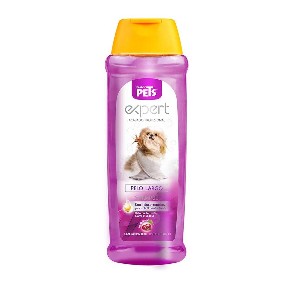 Shampoo para Pelo Largo Expert 500Ml Acuario Lomas