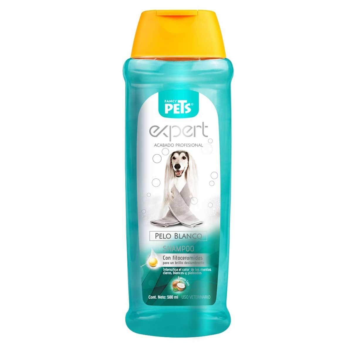 Shampoo para Pelo Blanco Expert 500Ml Acuario Lomas