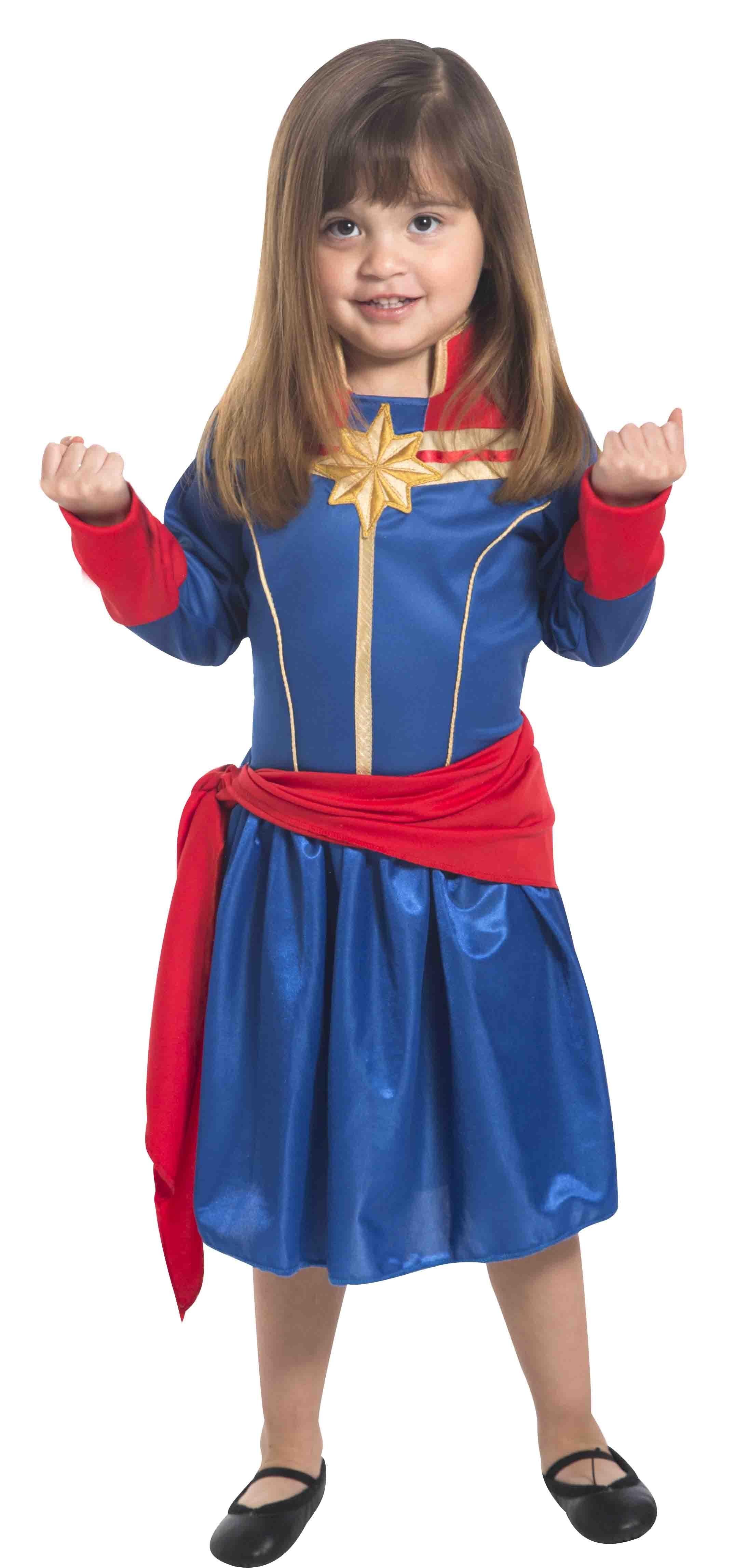 Disfraz Captain Marvel Marvel