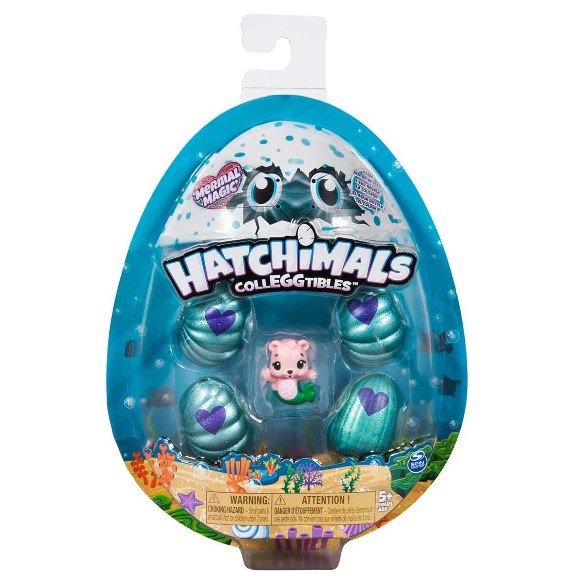 Hatchimals Coleccionables 5 Figuras  Spin Master