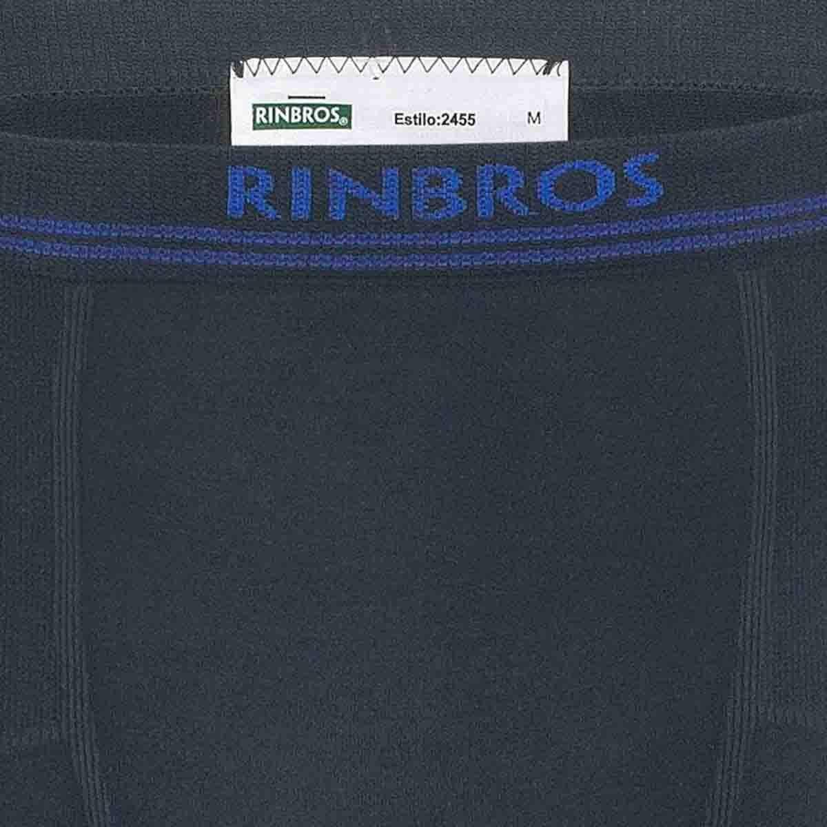 Boxer Seamless Rinbros Platino