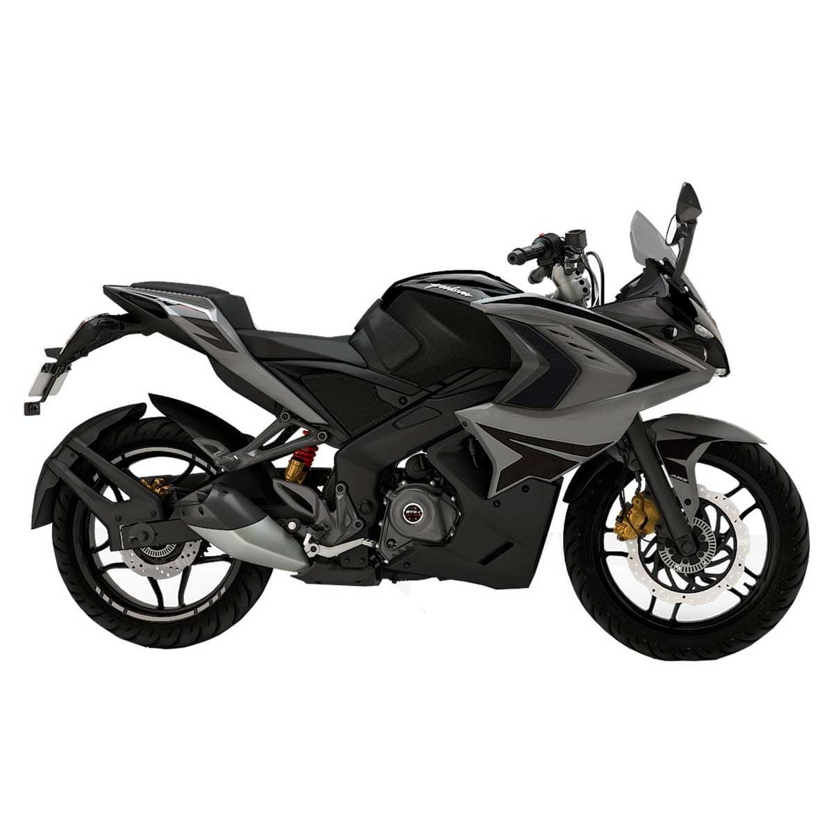 Motocicleta Pulsar Rs 200 Cc Negra Bajaj