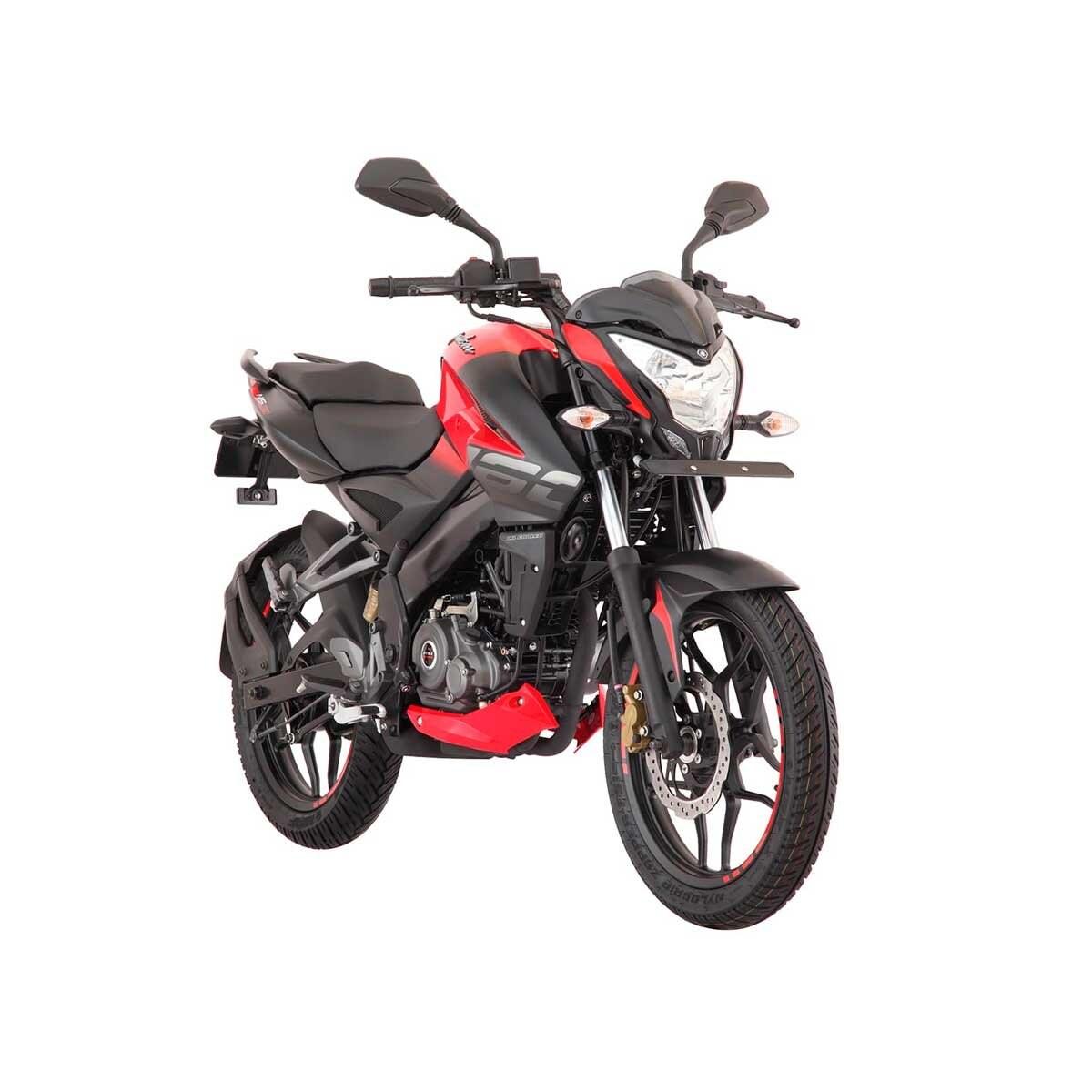 Motocicleta Pulsar Ns 160 Cc Roja Bajaj